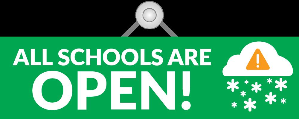 8a651e1e2843ca All Schools are OPEN for Mar.