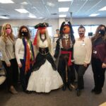 JSD Employees Display Their Halloween Decorations