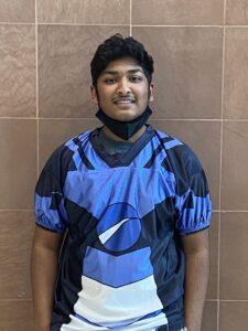 Student Aditya Murugan