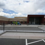 The front of Mountain Point Elementary.