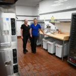 Nutrition Workers in the kitchen
