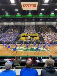 Picture of State 6A Drill Competition