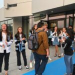 SBOs at West Jordan High welcoming students back