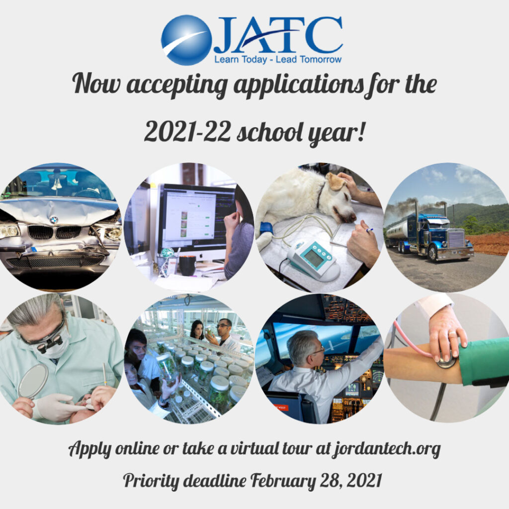JATC application flyer