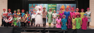 Cast of Musical