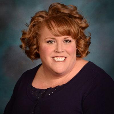 Board Secretary Jen Atwood