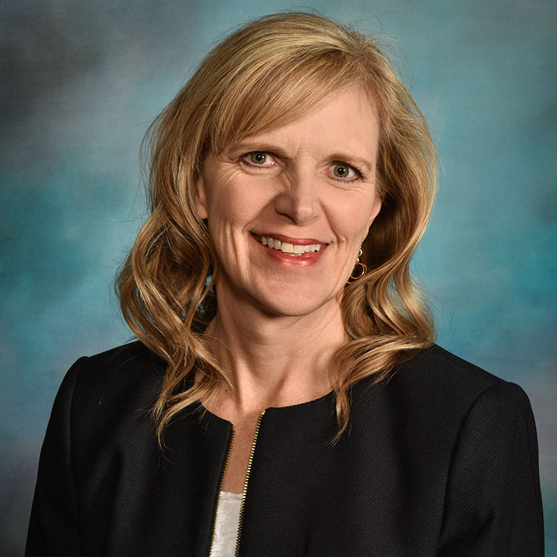 Board Member Tracy Miller