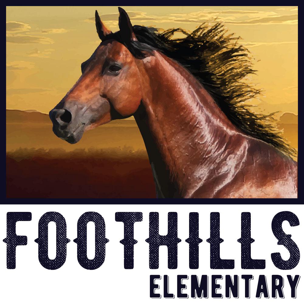 Foothills Emblem