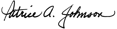Patrice A. Johnson