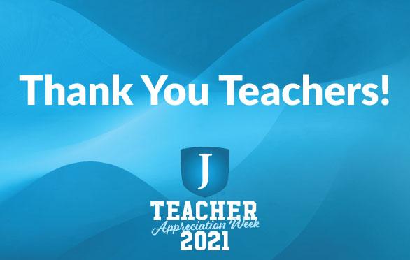 Thank You Teachers | Teacher Appreciation Week 2021